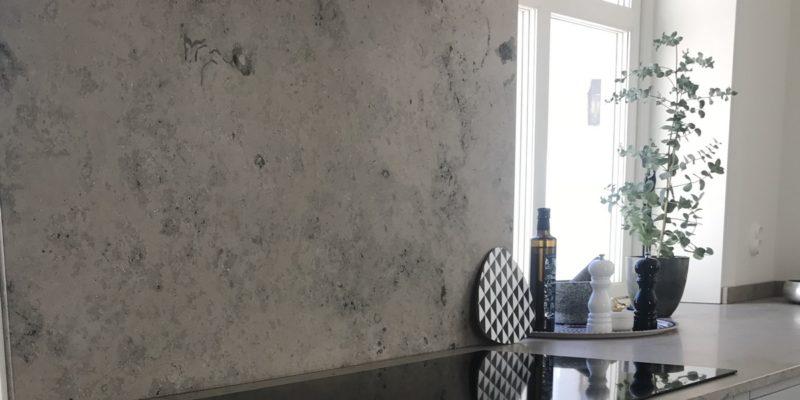 Työtasot kalkkikivestä – saurukset olohuoneessasi