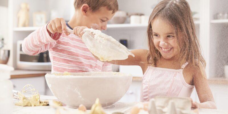 Lapsiystävällisen keittiön suunnittelu